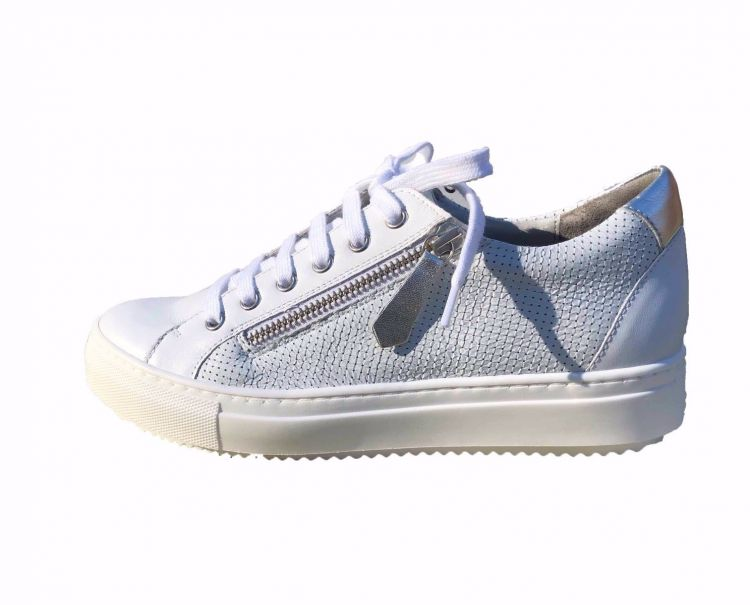 Verhulst Tara sneaker Wit